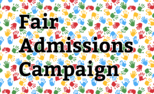 The Fair Admissions Campaign aims to end religious selection in schools