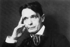 Rudolf Steiner, who founded Anthroposophy and the Steiner school movement